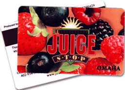 Smoothie Gift Card from Juice Stop