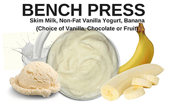 Vanilla banana post-workout smoothie