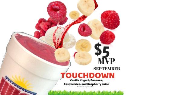 September MVP -$5
