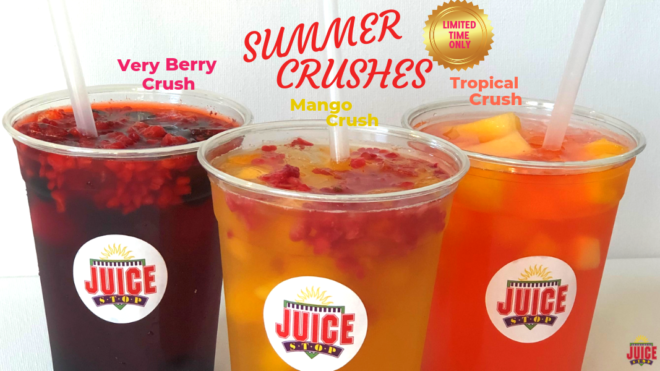For A Limited Time Only! Your New Summer Crush!
